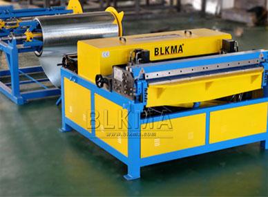 Talian saluran BLKMA Auto dan mesin salur plastik saluran ke Australia