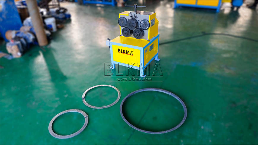 Angle Steel Round Rolling Machine